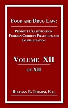 "Cost $20.00 PROFESSIONALISM, POLITICS AND GLOBALIZATION focuses on a myriad of issues pertinent to food and drug law regulation such as the ""revolving door"", international issues, counterfeit products, the Foreign Corrupt Practices Act and future regulation."